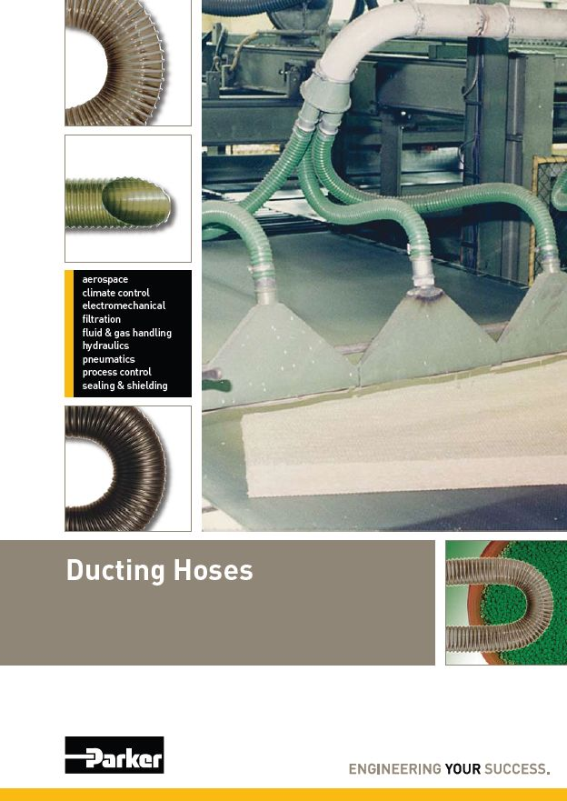 Ducting Hose MPP Hydraulic Parker ITR